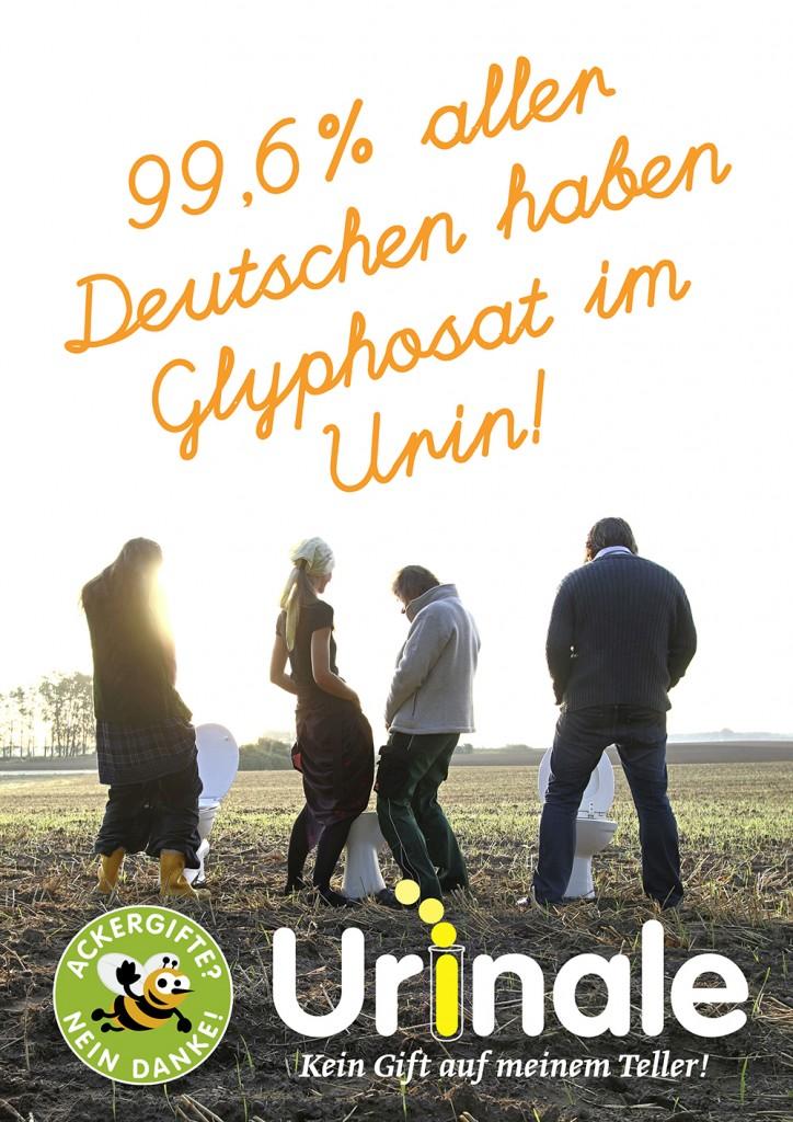 Glyphosat, Pestizid, Pestizide, Glyphosatbelastung, Glyphosaturintest, Kontamination, Urinprobe, Zulassung, EU-Entscheidung
