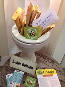 urinale Greifswald